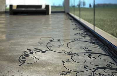 Litý beton ceník