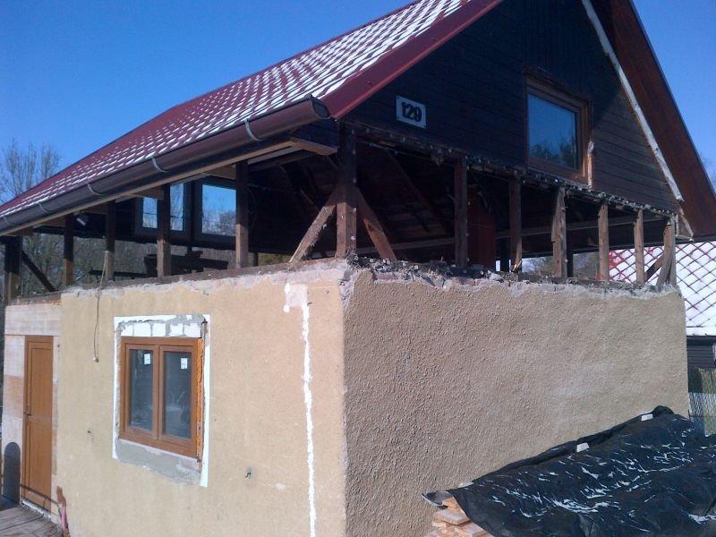 Zvednutí střechy cena
