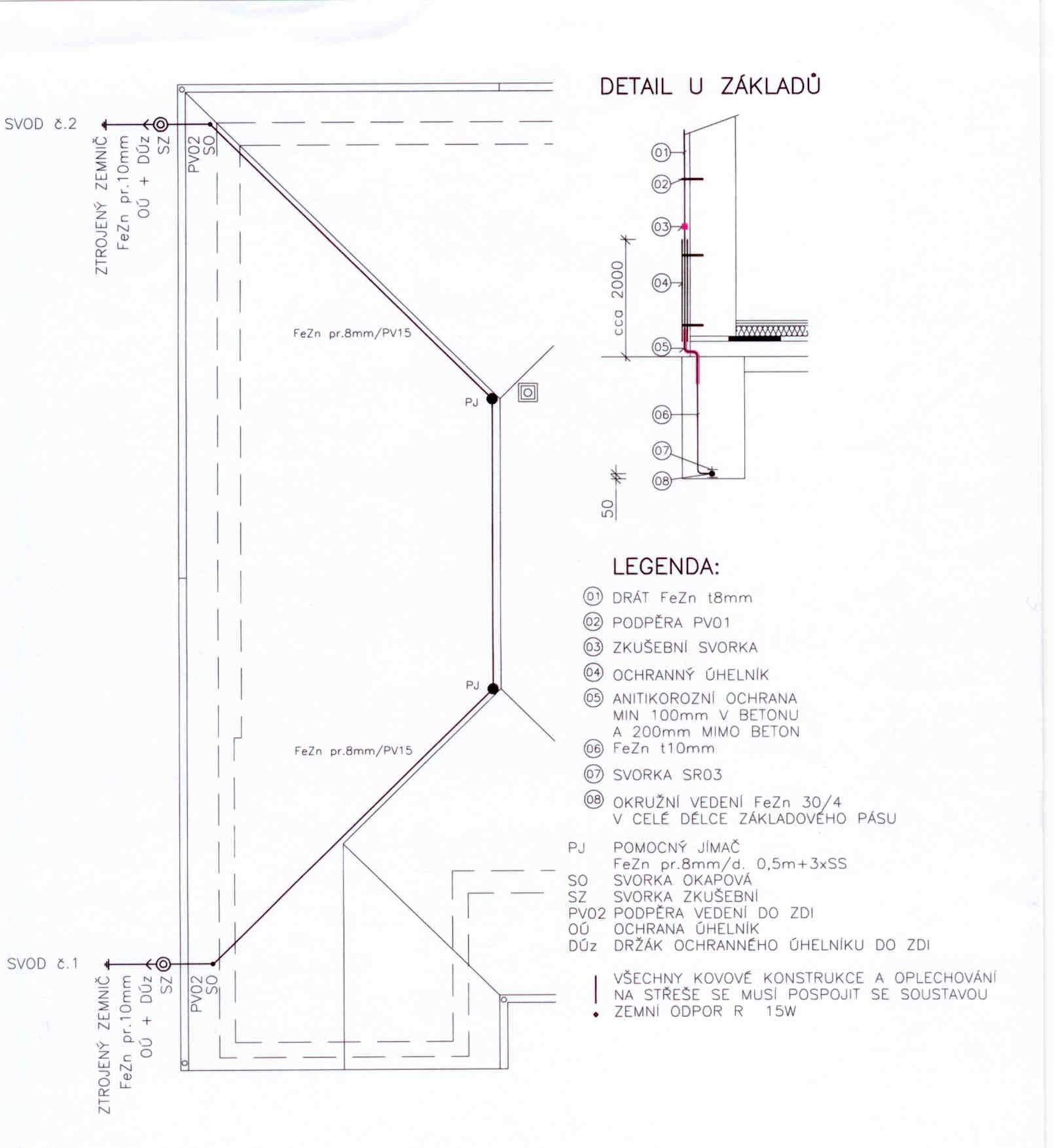 Projekt Hromosvodu Diskuze Tzb Info