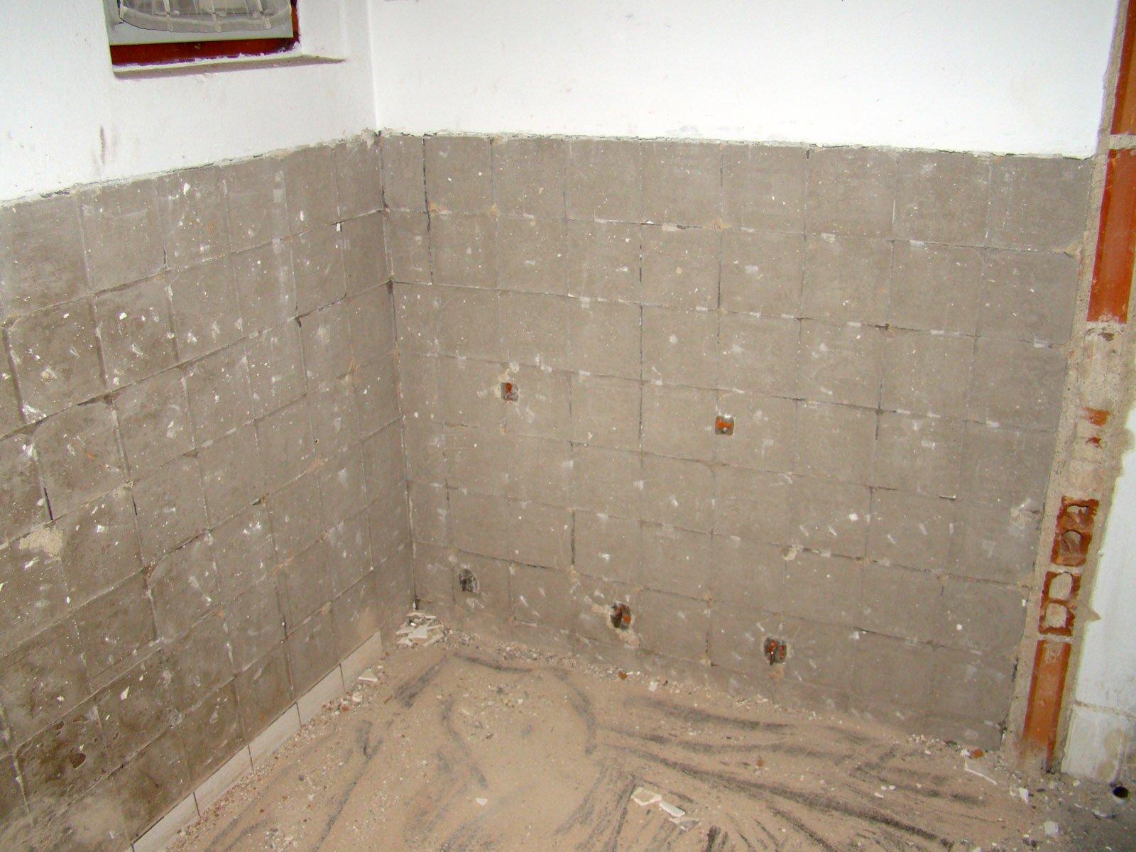 Vyrovnání stěny