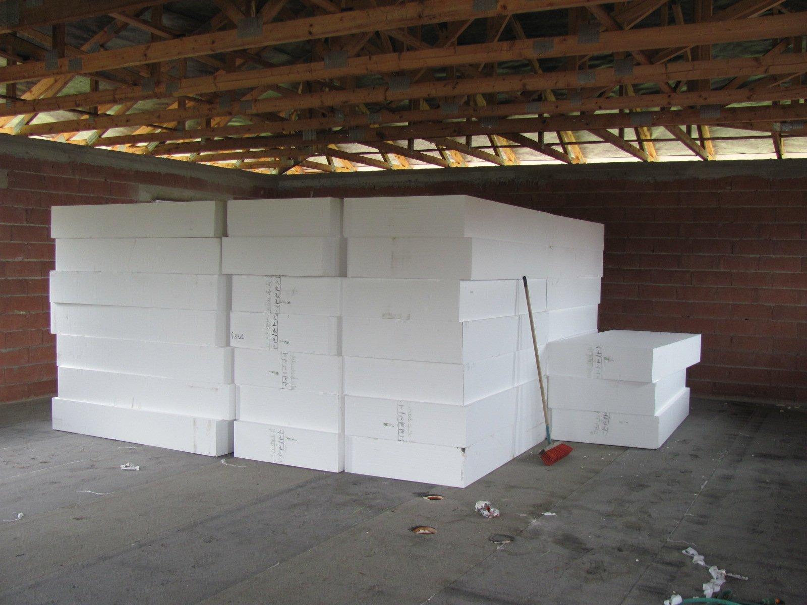 Betonové skořepinové tvárnice zkušenosti
