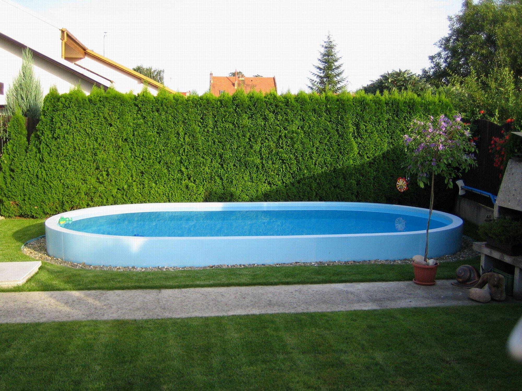 Zapuštěný bazén diskuze